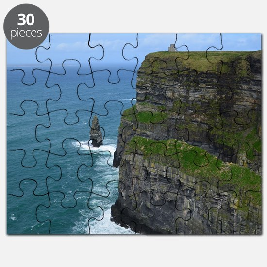 Needle Cliffs of Moher Puzzle