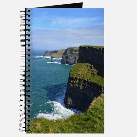 Gorgeous Cliffs of Moher Views Journal