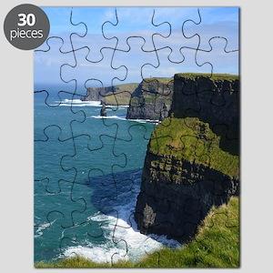 Gorgeous Cliffs of Moher Views Puzzle