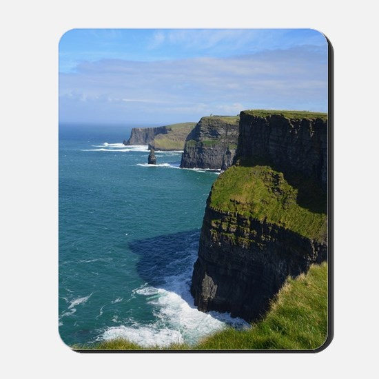 Gorgeous Cliffs of Moher Views Mousepad