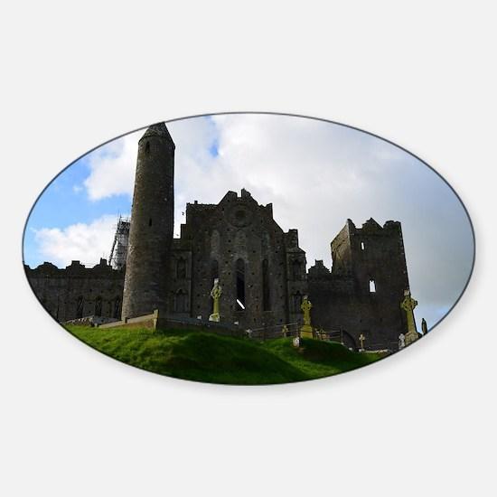 Cashel, County Tipperary Sticker (Oval)