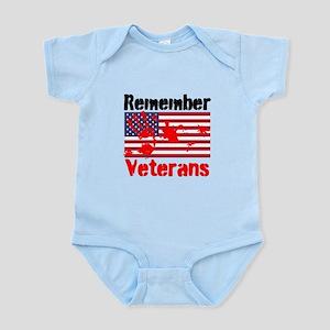 Remember Veterans Body Suit