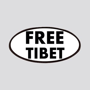 Free Tibet Patches