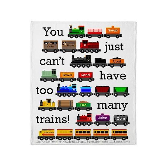 Too Many Trains