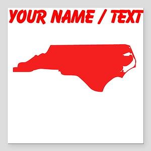 Outline North Carolina Car Accessories - CafePress