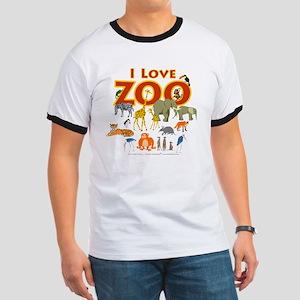 I Love Zoo T-Shirt