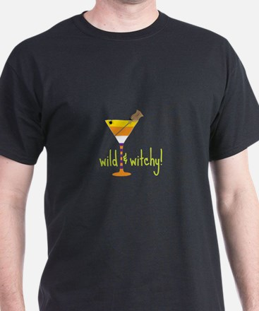 wild Witchy ! T-Shirt