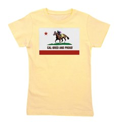 CAL-BRED AND PROUD Girl's Tee