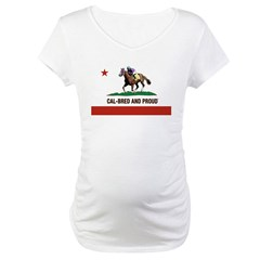 CAL-BRED AND PROUD Shirt