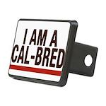 I AM A CAL-BRED Hitch Cover