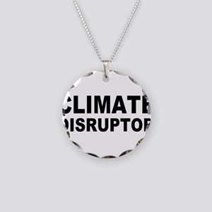 Climate Disruptor Necklace