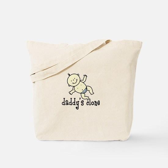 daddys clone Tote Bag