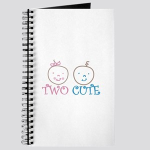 TWO CUTE Journal