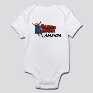 Supermom Amanda Infant Bodysuit
