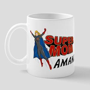 Supermom Amanda Mug