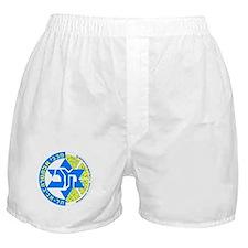 Macabbi TA Euro Champs! Boxer Shorts