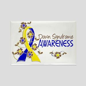 Spina Bifida Awareness6 Rectangle Magnet