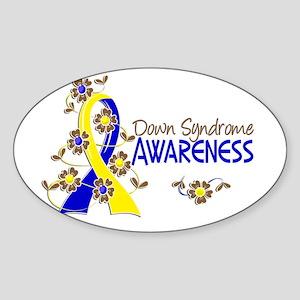Spina Bifida Awareness6 Sticker (Oval)