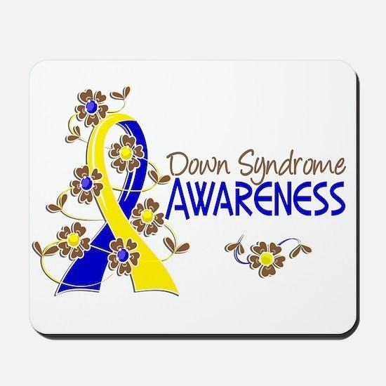 Spina Bifida Awareness6 Mousepad