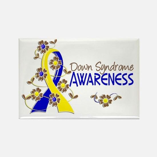 Spina Bifida Awareness Rectangle Magnet (100 pack)