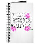 I am the Big Kahuna Journal