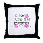 I am the Big Kahuna Throw Pillow