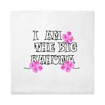 I am the Big Kahuna Queen Duvet