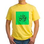 Yellow Dance T-Shirt