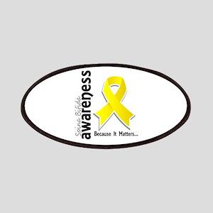 Spina Bifida Awareness5 Patches