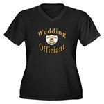 American Assn Wedding Officiants Women's Plus Size