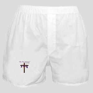 Be Not Afraid John 6:20 Boxer Shorts