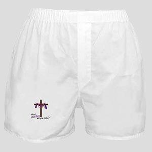 What Sacrifice will you make? Boxer Shorts