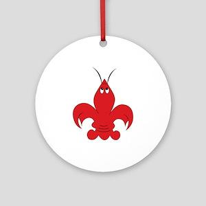 Got Crabs Cajun Ornament (Round)