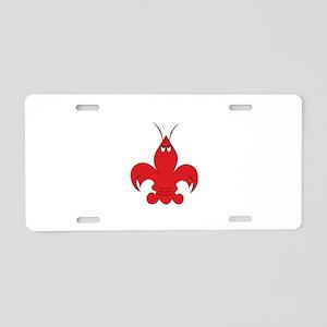 Got Crabs Cajun Aluminum License Plate