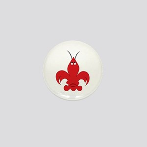 Got Crabs Cajun Mini Button