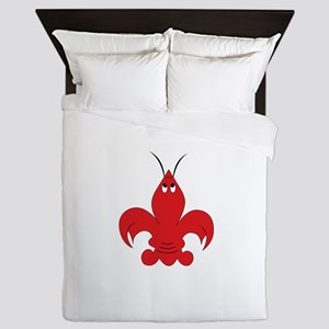 Got Crabs Cajun Queen Duvet