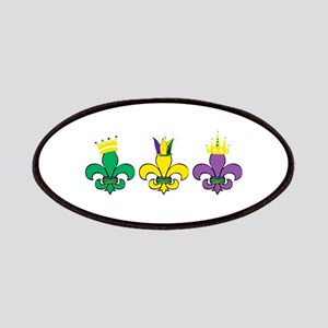 Mardi Gras Patches