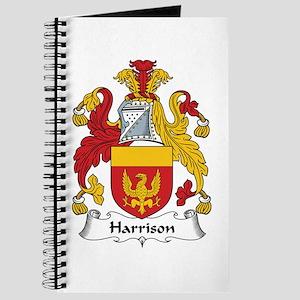 Harrison Journal