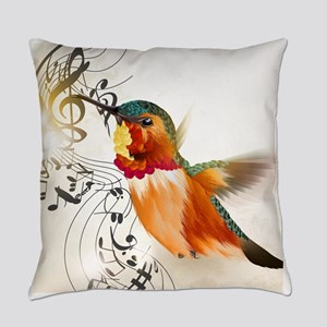 SONG BIRD Everyday Pillow