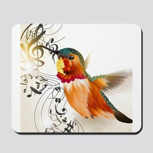 SONG BIRD Mousepad