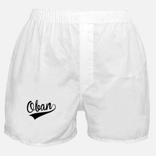 Oban, Retro, Boxer Shorts