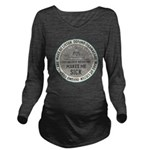 Defund Obamacare Long Sleeve Maternity T-Shirt
