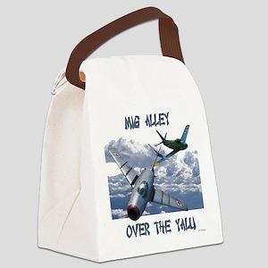 Mig Alley Canvas Lunch Bag