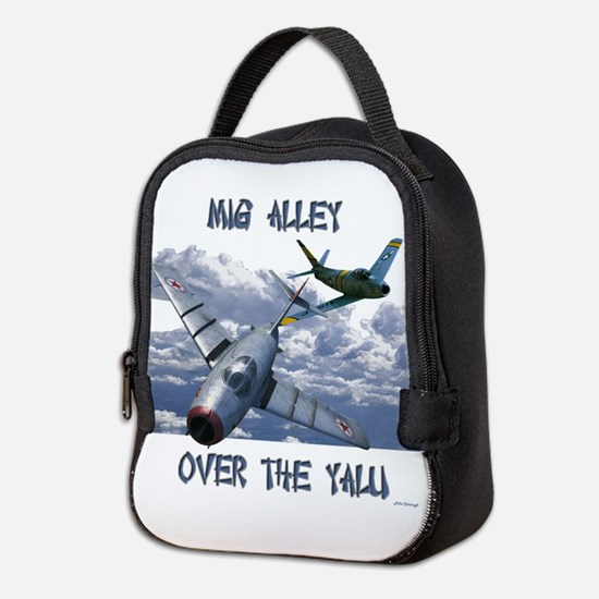 Mig Alley Neoprene Lunch Bag