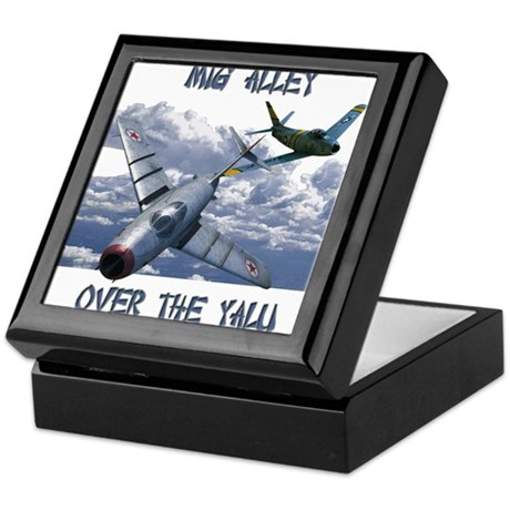 Mig Alley Keepsake Box
