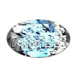 Freezing Wall Decal