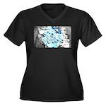 Freezing Plus Size T-Shirt
