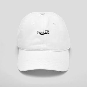 Ocean City, Retro, Baseball Cap