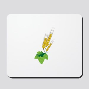 Barely Beer Brewer Mousepad