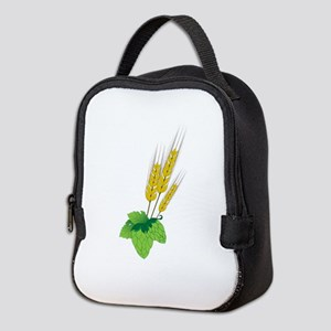 Barely Beer Brewer Neoprene Lunch Bag